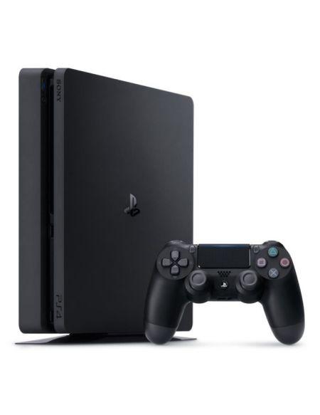 PS4 Slim Noire 500 Go