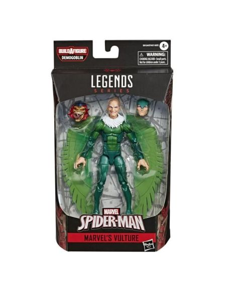 Marvel Legends Spider-Man – Figurine Le Vautour - Edition Collector