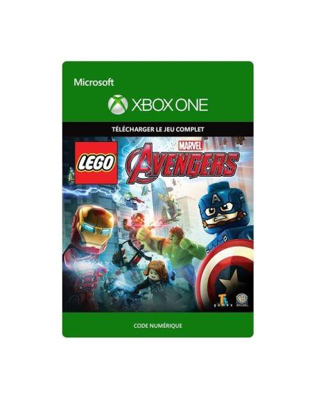 Lego Marvel Avengers Jeu Xbox One à télécharger
