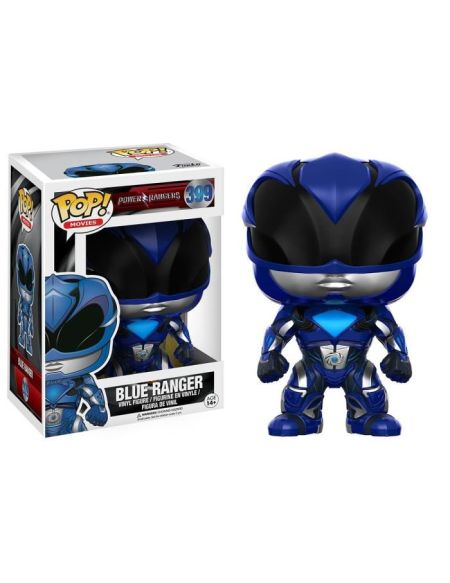Figurine Funko Pop! Power Rangers : Blue Ranger