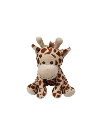 Peluche Girafe - assise - 20 cm