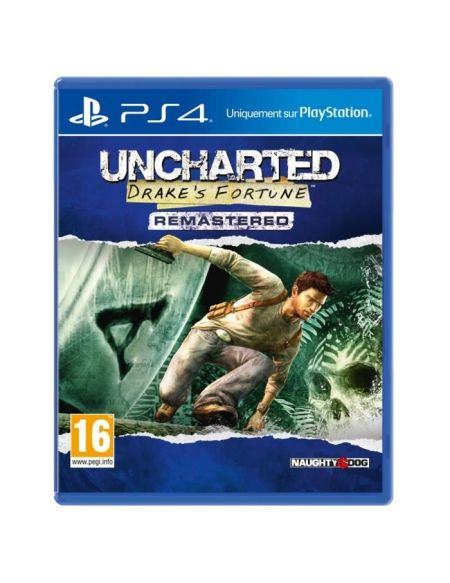 Uncharted : Drake's Fortune - Remastered