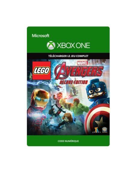 Lego Marvel Avengers Edition Deluxe Jeu Xbox One à télécharger