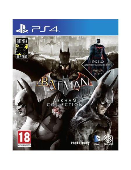 BATMAN: Arkham Collection Jeu PS4