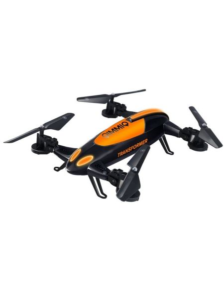 QIMMIQ Drone Transformer - Noir et Orange