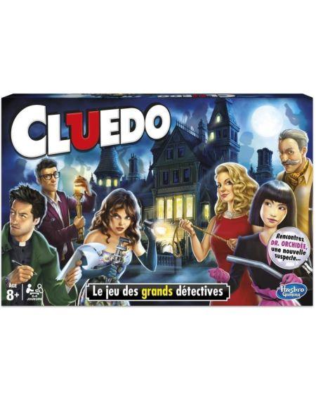 Cluedo - Jeu de societe - Jeu de plateau - Version française