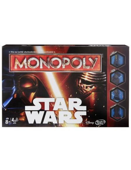 Monopoly - Star Wars - Edition 2017 Avec Rey