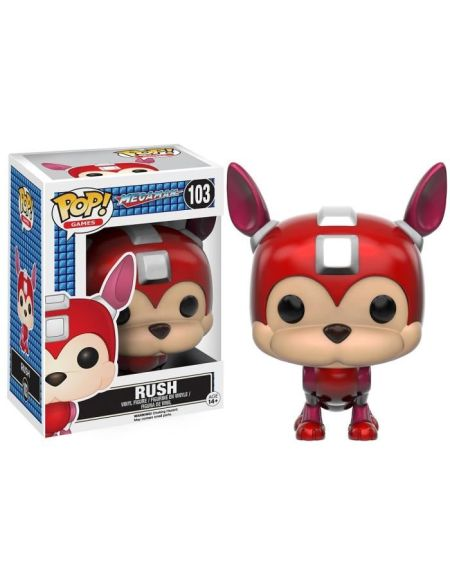 Figurine Funko Pop! Megaman : Rush