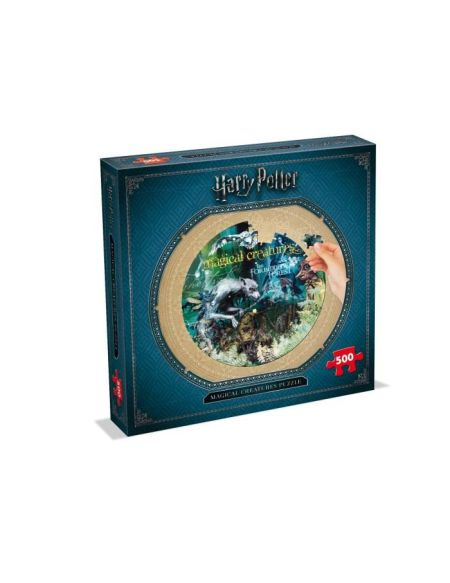 Puzzle - Harry Potter - Creature Magique 500 Pieces