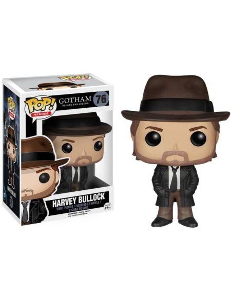 Figurine Funko Pop! DC Comics - Batman Gotham: Harvey Bullock