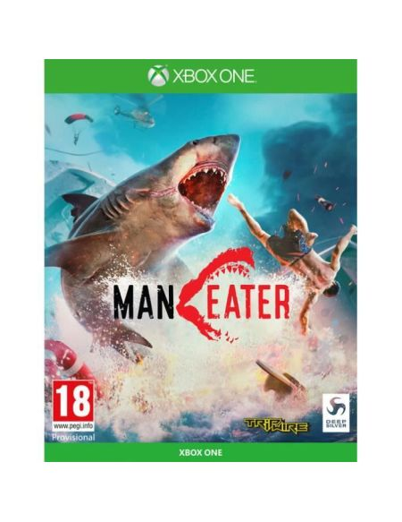 Maneater Day One Edition Jeu Xbox One