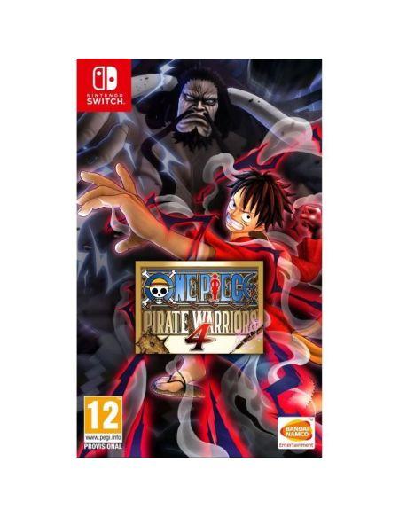 One Piece : Pirate Warriors 4 sur Nintendo Switch