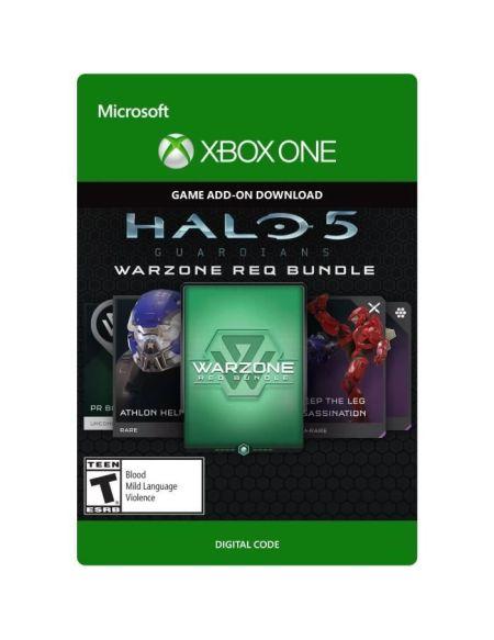 DLC Halo 5 - Guardians: Warzone REQ Bundle pour Xbox One