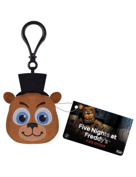Porte-clé Peluche Funko Plush Five Nights at Freddy's : Freddy