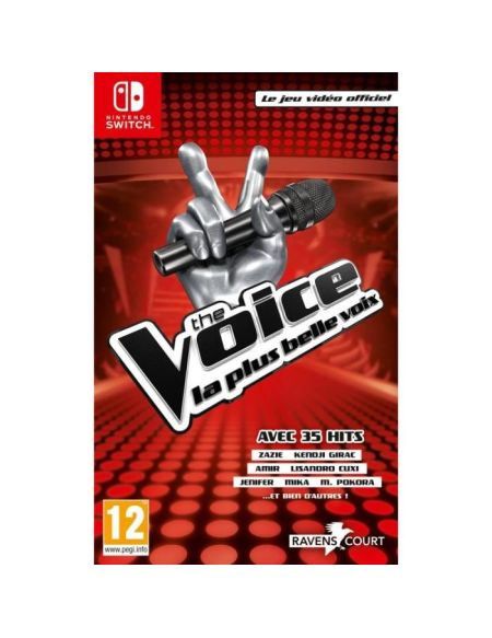 The Voice Le jeu vidéo officiel