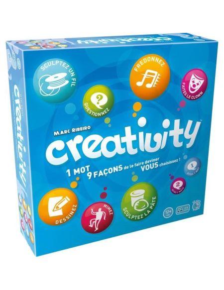 ASMODEE - Creativity - Jeu de société