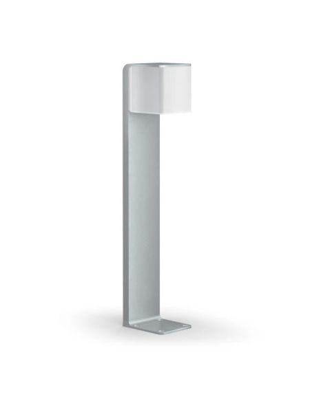 STEINEL Luminaire extérieur à détection GL 80 LED IHF - Argenté