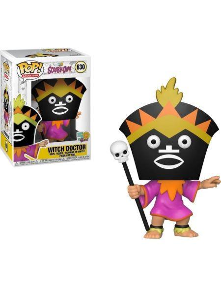 Figurine Funko Pop! - Scooby Doo - Witch Doctor