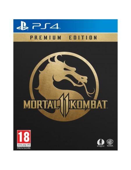 Mortal Kombat 11 Premium Edition Jeu PS4