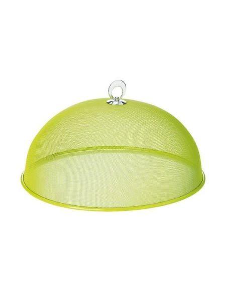 KELA Cloche alimentaire Como - Ø 35 cm - Grillage vert