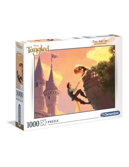 "RAIPONCE Puzzle ""The Art Of"" Disney 1000 pièces"