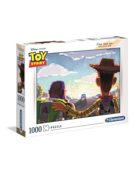 """TOY STORY Puzzle """"The Art Of"""" Disney 1000 pièces"""