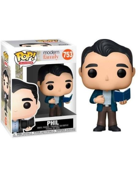 Figurine Funko Pop! Modern Family: Phil