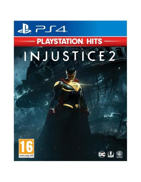 Injustice 2 PlayStation Hits Jeu PS4