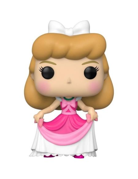 Figurine Funko Pop! Ndeg738 - Cendrillon - Cendrillon En Robe Rose