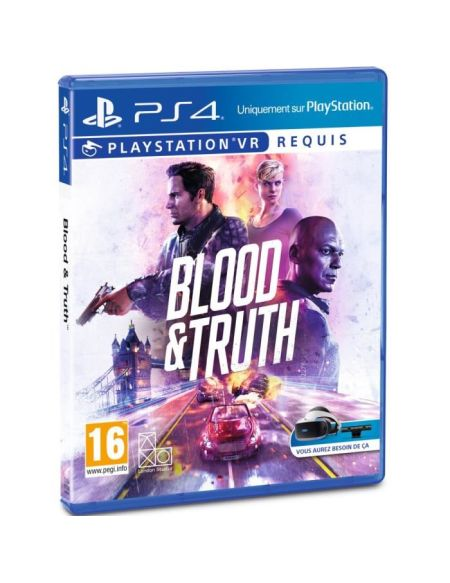 Blood And Truth Vr