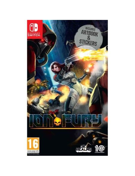 Ion Fury Jeu Nintendo Switch