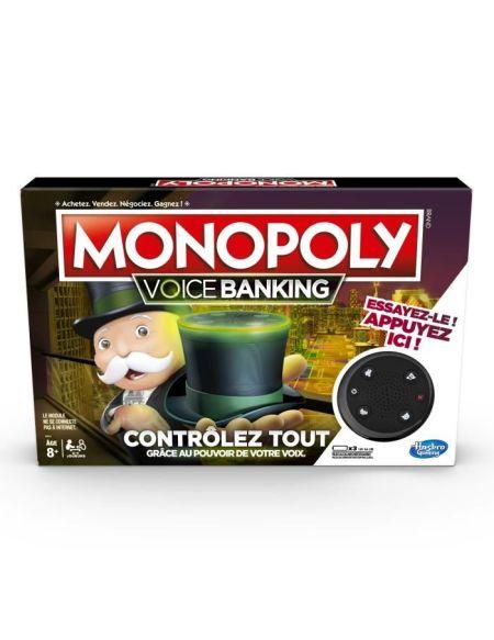 Monopoly Voice Banking - Jeu de société - Jeu de plateau