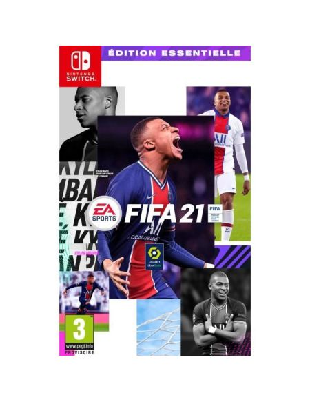 FIFA 21 Jeu Nintendo Switch