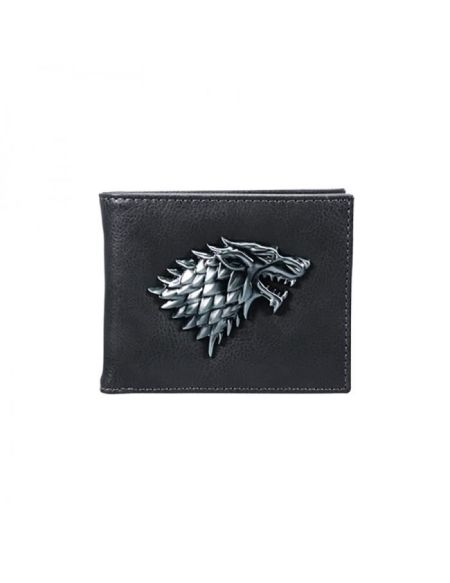 Portefeuille Game Of Thrones: Logo Stark