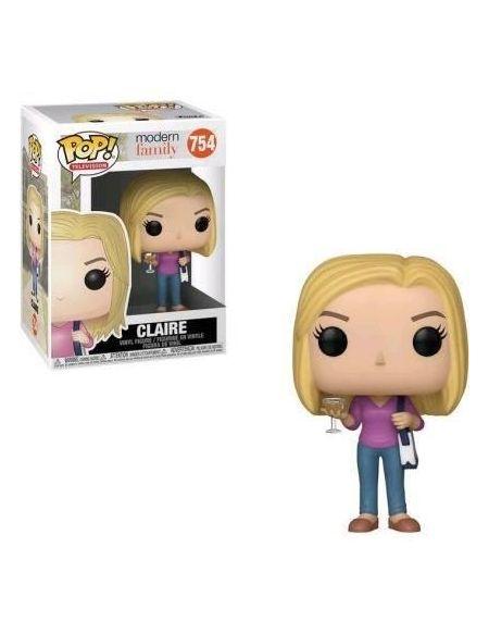 Figurine Funko Pop! Modern Family: Claire