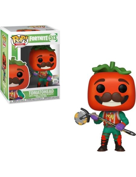 Figurine Funko Pop! Ndeg513 - Fortnite - Tomatohead