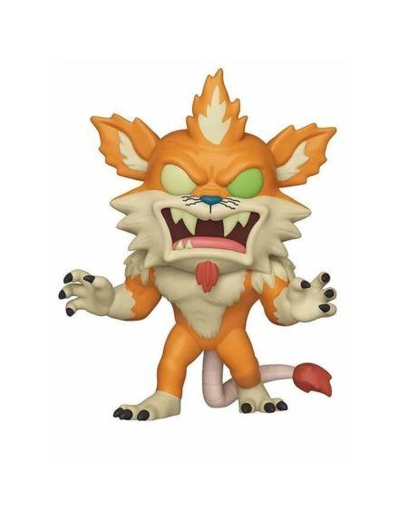 Figurine Funko Pop! Rick & Morty S6 - Berserker Squanchy
