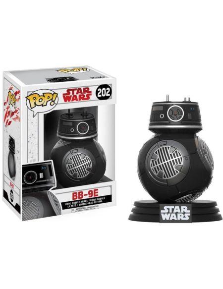 Figurine Funko Pop! Star Wars Ep.8 The Last Jedi : BB-9E