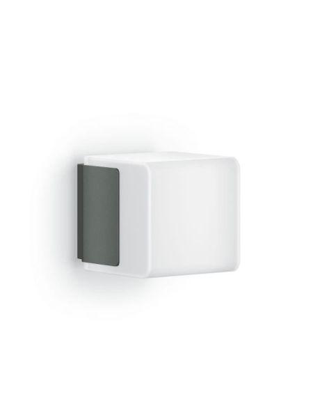 STEINEL Luminaire extérieur à détection L 835 LED IHF - Anthracite