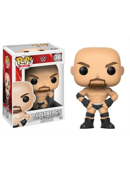 Figurine Funko Pop! WWE: Goldberg