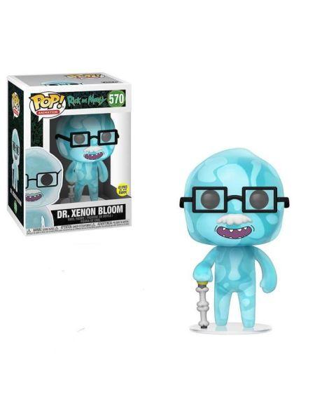 Figurine Funko Pop! Rick & Morty S6 - Dr. Xenon Bloom
