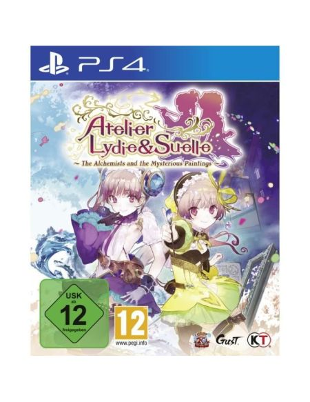 Atelier Lydie and Suelle : Alchemists of the Mysterious Painting