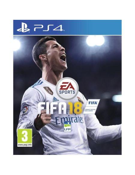 FIFA 18 Jeu PS4