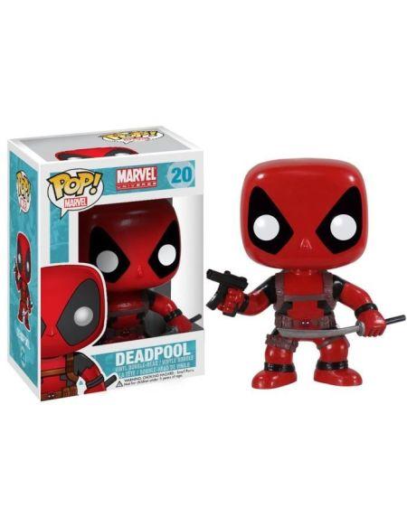 Figurine Funko Pop! Marvel : Deadpool
