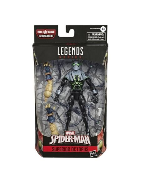 Marvel Legends Spider-Man – Figurine Lisa - Edition Collector
