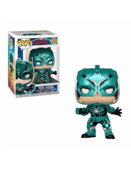 Figurine Funko Pop! Captain Marvel: Yon-Rogg