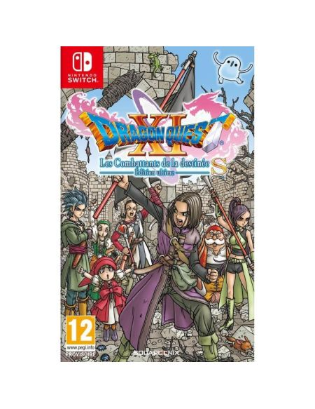 Dragon Quest XI S : Les Combattants de la Destinée - Edition Ultime Jeu Switch