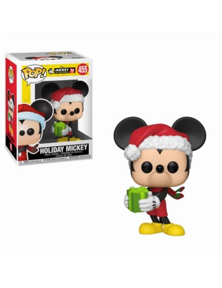 Figurine Funko Pop! Disney: Holyday Mickey