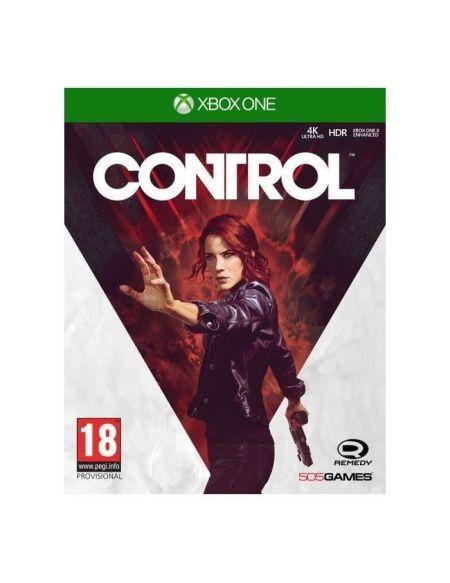 CONTROL Jeu Xbox One