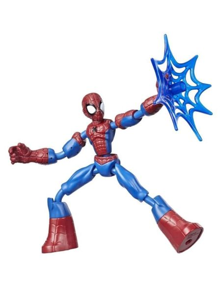 Marvel Spider-Man – Figurine Spider-Man Bend & Flex – 15 cm